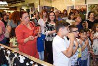 Πλήθος κόσμου στα εγκαίνια της 32ης Έκθεσης του Συλλόγου Εικαστικών Κοζάνης – Δείτε φωτογραφίες
