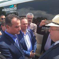 Παρέδωσε το ψήφισμα του Περιφερειακού Συμβουλίου Δυτικής Μακεδονίας ο Θ. Καρυπίδης στον Ν. Κοτζιά – Δείτε βίντεο και φωτογραφίες