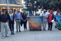 Εικαστικές Παρεμβάσεις στην Κοζάνη: Παρουσιάστηκαν τα έργα που θα κοσμήσουν διάφορα σημεία της Κοζάνης – Δείτε φωτογραφίες