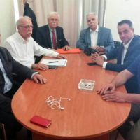 Στο Υπουργείο Μεταναστευτικής Πολιτικής ο Δήμαρχος Βοΐου και ο Περιφερειάρχης για το θέμα της φιλοξενίας προσφύγων στη Νεάπολη