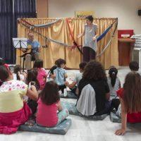 Η διαδραστική αφήγηση του παραμυθιού «Η καρδιά της Βασιλοπούλας» ταξιδεύει στις κοινότητες του Δήμου Κοζάνης