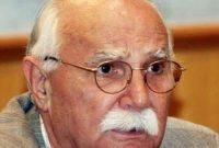 Έφυγε από τη ζωή ο γεννημένος στην Κοζάνη νομικός, συγγραφέας και φυσιογνωμία των τεχνών και της Αριστεράς Μάκης Τρικούκης
