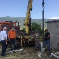 Ο Δήμος Σερβίων-Βελβεντού για την σοβαρή  βλάβη στην ύδρευση των Λευκάρων