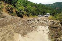 Διακόπηκε η κυκλοφορία στην Ε.Ο. Ιωαννίνων – Κοζάνης από την υποχώρηση του ορεινού όγκου