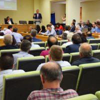 Ο Αναπληρωτής Υπουργός Περιβάλλοντος και Ενέργειας Σ. Φάμελλος στην Κοζάνη – Ανακοινώθηκε η ίδρυση του Ταμείου Δίκαιης Μετάβασης – Δείτε βίντεο και φωτογραφίες