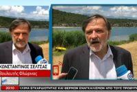 Βίντεο: Ως ο μοναδικός Μακεδόνας βουλευτής του ελληνικού κοινοβουλίου εμφανίστηκε ο βουλευτής του ΣΥΡΙΖΑ Φλώρινας Κώστας Σέλτσας στη Deutsche Welle