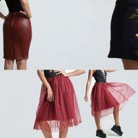 Οι hot καλοκαιρινές τάσεις της μόδας στις γυναικείες μπλούζες και φούστες