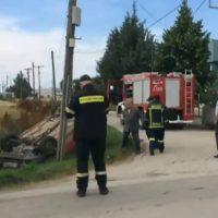 Νέο θανατηφόρο δυστύχημα έξω από την Πτολεμαΐδα έπειτα από την τρελή πορεία αγροτικού αυτοκινήτου – Δείτε το βίντεο