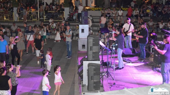 Κάλεσαν την Αστυνομία στην φιλανθρωπική συναυλία για τον Αλέξανδρο στην πλατεία της Κοζάνης!