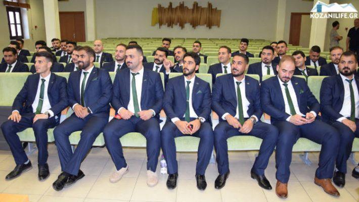 Αυτοί είναι οι πρώτοι 52 μαθητευόμενοι πιλότοι από το Ιράκ στην Κοζάνη – Δείτε βίντεο και φωτογραφίες