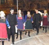 Μεταμόρφωση και Πτελέα συμμετέχουν στην Κοζανίτικη Αποκριά! Βίντεο…