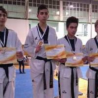 4 χρυσά και 5 χάλκινα στο taekwondo η Μακεδονική Δύναμη – Χρυσό ο Γιώργος Γρίβας