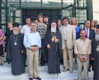 Ο Οικουμενικός Πατριάρχης στην Αιανή – Βίντεο από την επίσκεψή του