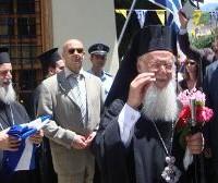 Η επίσκεψη του Οικουμενικού Πατριάρχου στα Κάστρα Σερβίων – Δείτε το βίντεο…