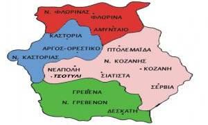 ditiki makedonia poleis xartis345636