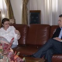 Συνάντηση του Δημάρχου Κοζάνης με την Γενική Γραμματέα του Υπουργείου Πολιτισμού
