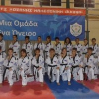 Τέσσερα μετάλλια για την Μακεδονική δύναμη στο Πανελλήνιο Πρωτάθλημα παίδων – κορασίδων
