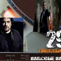 Δημήτρης Σταρόβας και Γιώργος Χατζής την Πέμπτη στο Barcode!