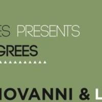 Dj Giovanni & Dj Leo Son απόψε μετά τις 22.00 στο Nivel Tres Bar