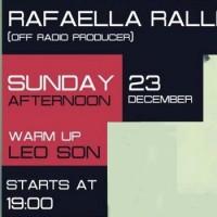 Nivel Tres Bar: Μουσικό event με τη ραδιοφωνικό παραγωγό Ραφαέλλα Ράλλη