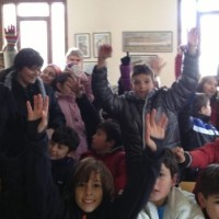 Με ένα συναρπαστικό ταξίδι στον Κήπο των Δεινοσαύρων άνοιξε η αυλαία του εορταστικού προγράμματος του Δήμου Εορδαίας