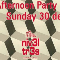 Afternoon Party απόψε στο Nivel Tres Bar!