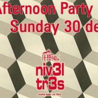 Afternoon Party απόψε στο Nivel Tres Bar!