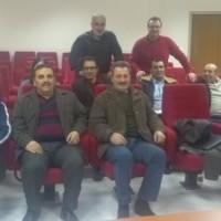Ενημέρωση των προέδρων των τοπικών κοινοτήτων Ελλησπόντου-Δημ. Υψηλάντη από τον αρμόδιο Αντιδήμαρχο