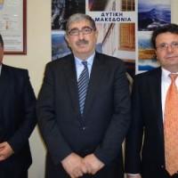 Εκλογή Προεδρείου του Περιφερειακού Συμβουλίου Δυτικής Μακεδονίας