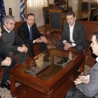 Συνάντηση του Υπουργού Μακεδονίας Θράκης με τον Δήμαρχο Κοζάνης – Βίντεο
