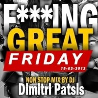 Non stop mix με τον Dj Dimitri Patsis την Παρασκευή στο Nivel Tres Bar