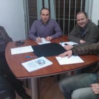 Συνάντηση του αντιδημάρχου ανάπτυξης του Δήμου Κοζάνης με φορείς της επιχειρηματικότητας