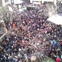 Μεγάλη η ανταπόκριση των πολιτών της Πτολεμαΐδας στο Πανεορδαϊκό συλλαλητήριο – Βίντεο