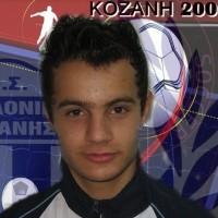 Ο Σέχι Εράλντι της Κοζάνης 2004 στην Εθνική Αλβανίας