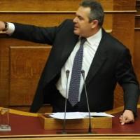 Ο Πάνος Καμμένος για τους συνεταιρισμούς του Βελβεντού, του Κρόκου και την παραμελημένη Δυτική Μακεδονία