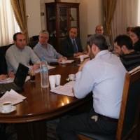 Σύσκεψη με φορείς για την ανάδειξη και προώθηση της «Ενεργειακής Ταυτότητας» του Δήμου Κοζάνης