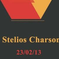 Σάββατο 23 Φεβρουαρίου στο Nivel Tres Bar με τον Dj Stelio Charsoni