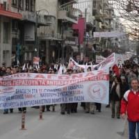 Κοζάνη: Ανακοινωση του ΚΚΕ(μ-λ) σχετικά με την επιθεση των ΜΑΤ στο υπουργείο εργασίας