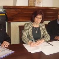 Υπογραφή συμβάσεων έργων στο δήμο Εορδαίας