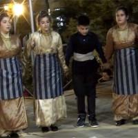 Τα χορευτικά του Πολιτιστικού Συλλόγου «Πρωτοχωρίου» στην κεντρική πλατεία! Δείτε το βίντεο