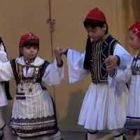 Χοροί από τον Πολιτιστικό Σύλλογο Καρυδίτσας στην κεντρική πλατεία Κοζάνης!