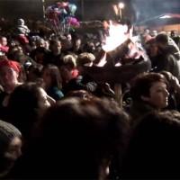 Με πάρα πολύ κόσμο και φέτος στήθηκε το Αποκριάτικο γλέντι στα «Πλατάνια»! Βίντεο…