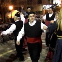 Ο Λαογραφικός Όμιλος «Φίλοι της Παράδοσης» σε χορευτικά στην κεντρική πλατεία! Βίντεο…