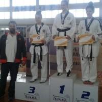 Η dream team του taekwondo είναι η Εορδαϊκή Δύναμη!