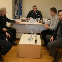 Συνεργασία Δ. Κοζάνης και Αστυνομικής Διεύθυνσης Κοζάνης για την παραχώρηση τμήματος του στρατοπέδου Μακεδονομάχων