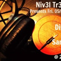 Παρασκευή βράδυ στο Nivel Tres Bar με Di.Pu. and Sam id