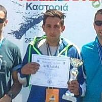 Η πολυνίκης συμμετοχή του ΣΔΥ Κοζάνης στο RUN GREECE της Καστοριάς