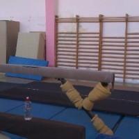 Τριτοκοσμική και επικίνδυνη η εικόνα της αίθουσας ενόργανης γυμναστικής στο ΔΑΚ Κοζάνης