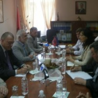 Στην περιφέρεια Αργυροκάστρου ο Γενικός Γραμματέας με στόχο τη συνεργασία για την πρόληψη των δασικών πυρκαγιών
