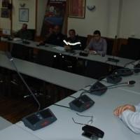 Σύσκεψη συντονιστικού για τις πυρκαγιές στο Δήμο Σερβίων – Βελβεντού